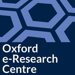 Oxford e-Research Centre logo