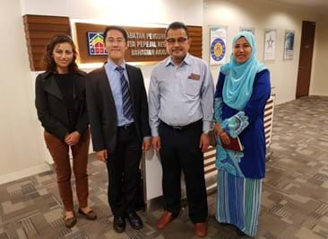 International Research Visit - Malaysia [JPSPN, 7 August 2019]