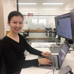 Dr  Zhangdaihong Liu Postdoctoral Research Assistant