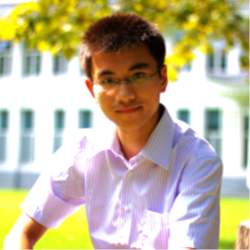 Post-doctoral researcher Bangshan Sun